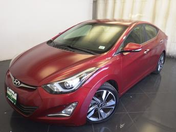 2014 Hyundai Elantra - 1010156243