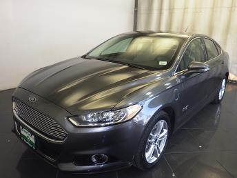 2015 Ford Fusion Energi - 1010156294