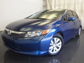 2012 Honda Civic - 1010156301