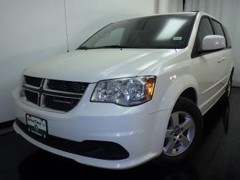 2013 Dodge Grand Caravan - 1010156401