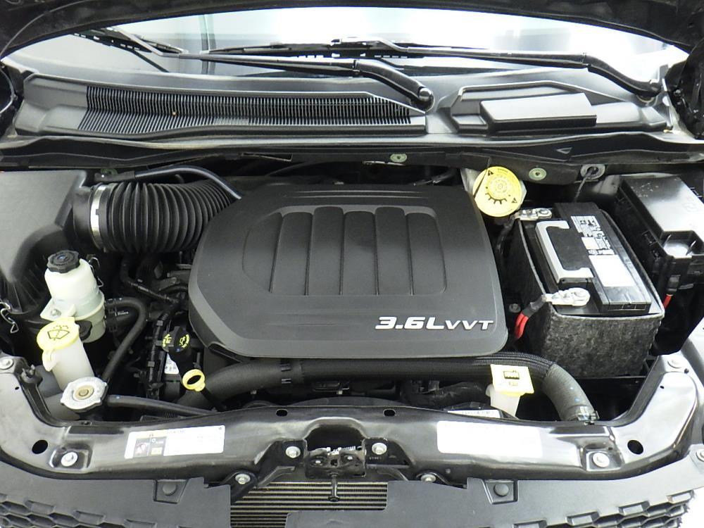2016 Dodge Grand Caravan SXT Plus - 1010156485