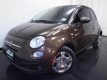 2015 FIAT 500 - 1010156594