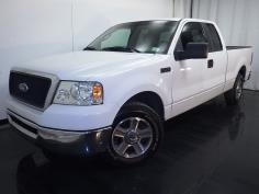 2008 Ford F-150 Super Cab STX 6.5 ft