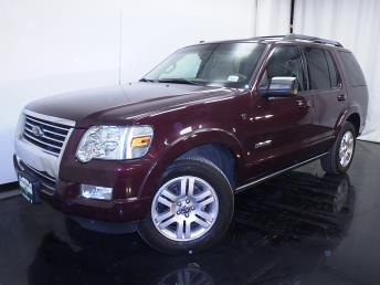 Used 2007 Ford Explorer