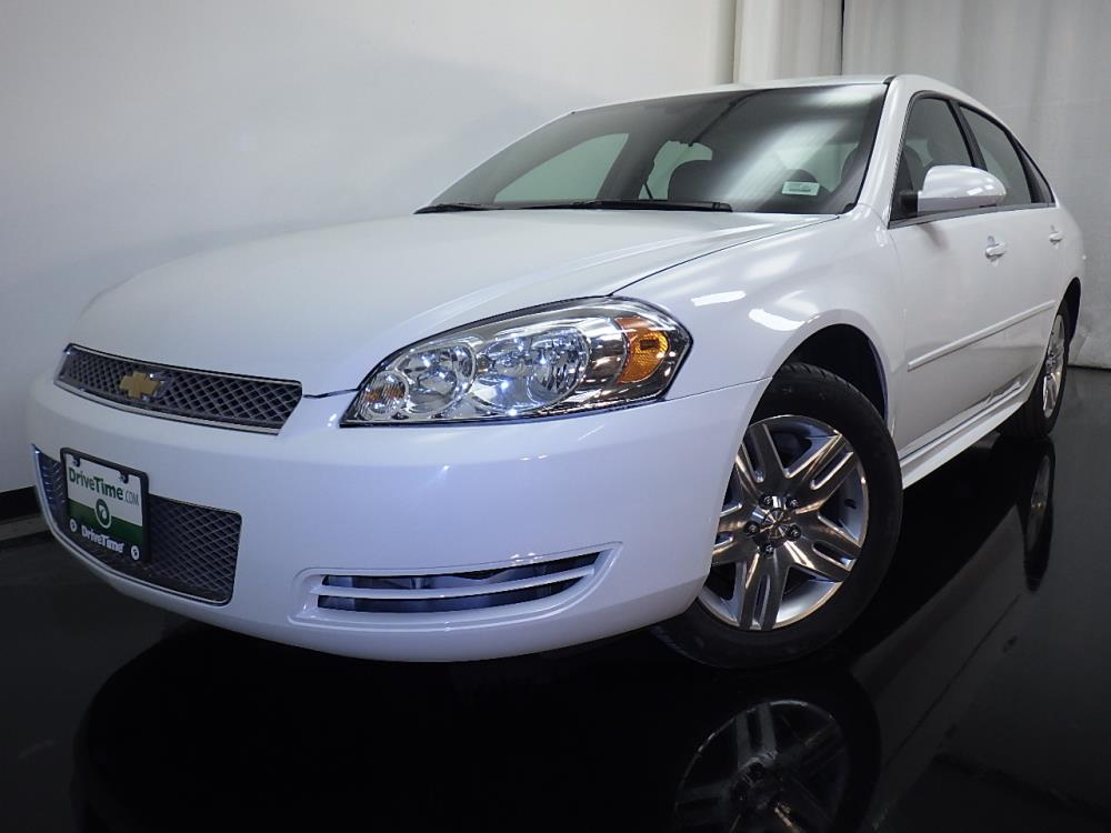 2016 Chevrolet Impala Limited LT - 1010156856
