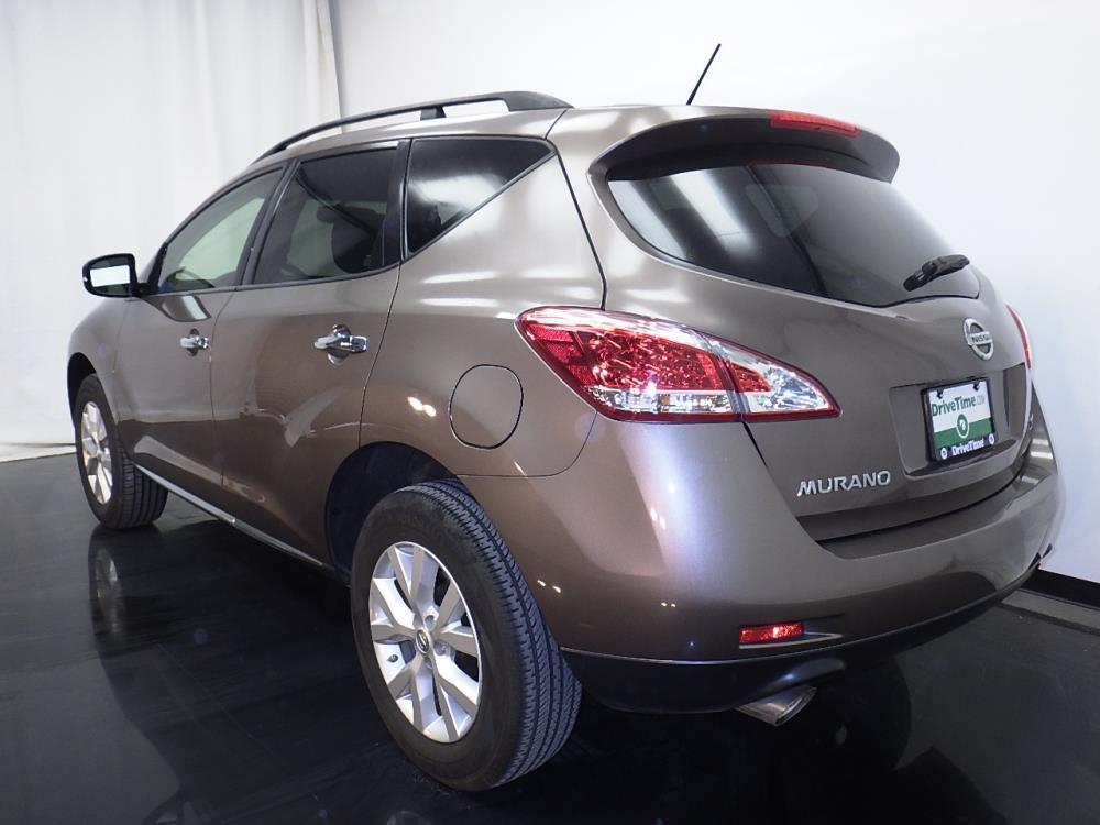 2014 Nissan Murano SV - 1010156958