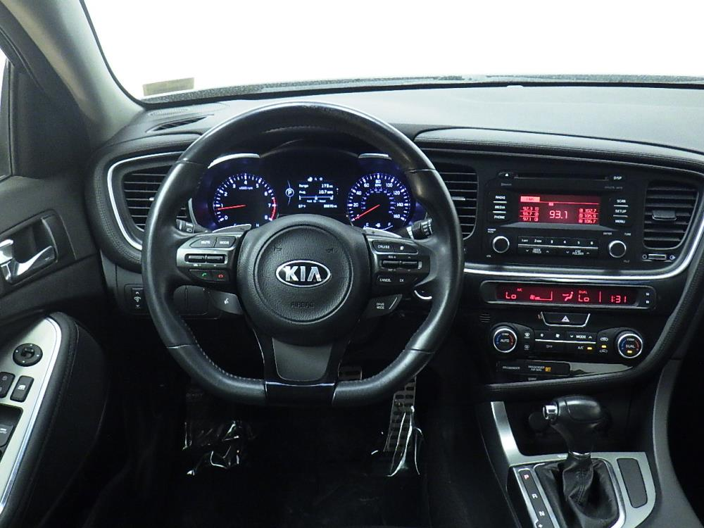 2014 Kia Optima SX Turbo - 1010156999