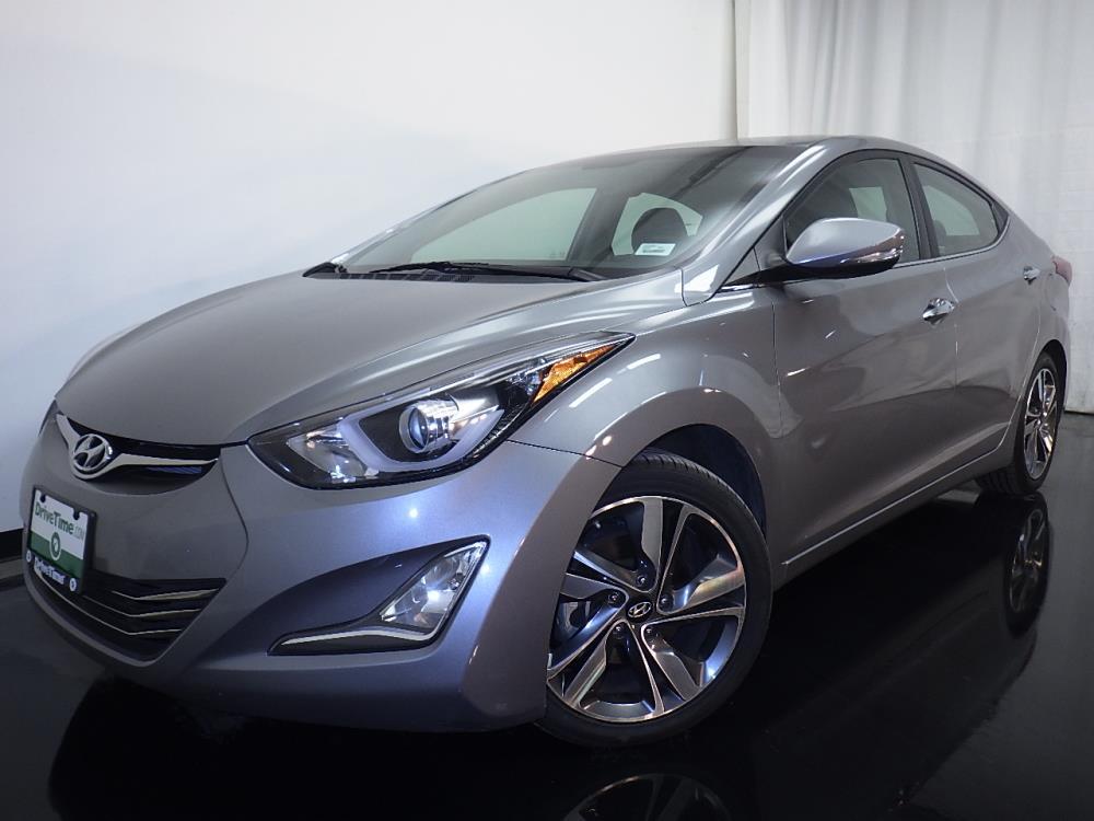 2014 Hyundai Elantra Limited - 1010157046