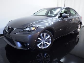 Used 2015 Lexus IS 250