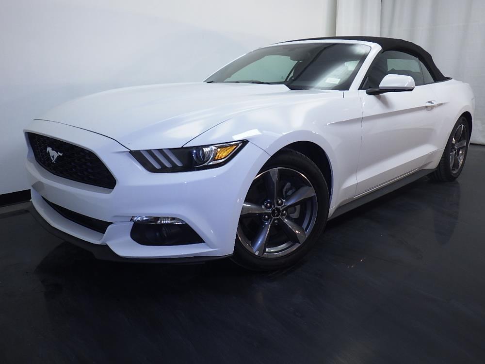 2016 Ford Mustang V6 - 1010157137