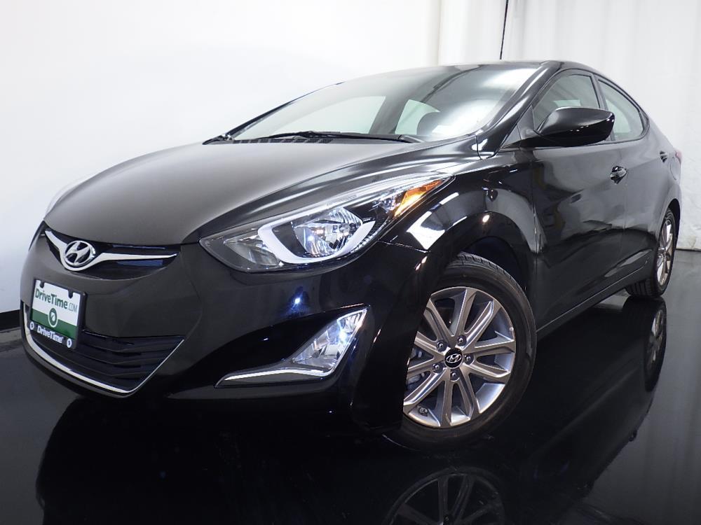 2016 Hyundai Elantra SE - 1010157243