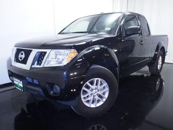 2017 Nissan Frontier King Cab SV 6 ft - 1010157277