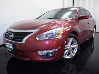 Used 2015 Nissan Altima