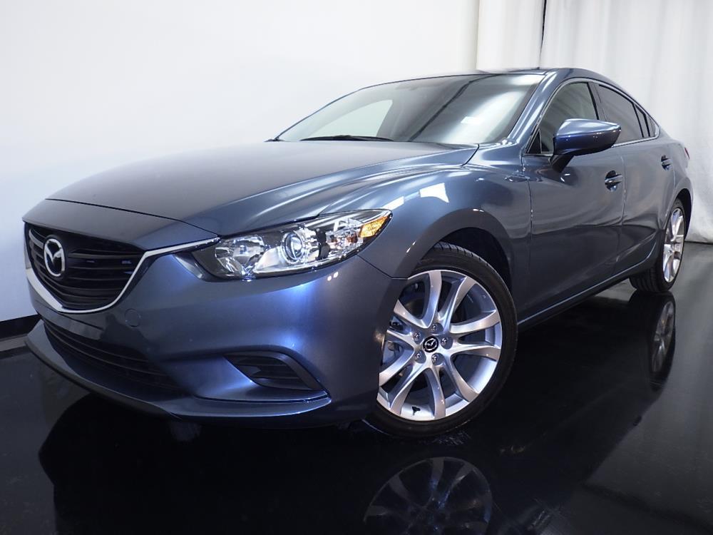 2016 Mazda Mazda6 i Touring - 1010157345