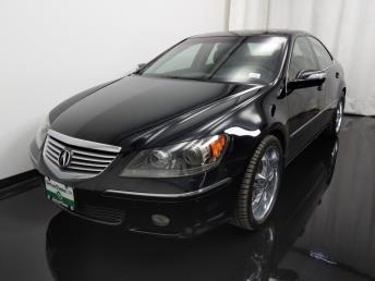 Used 2007 Acura RL