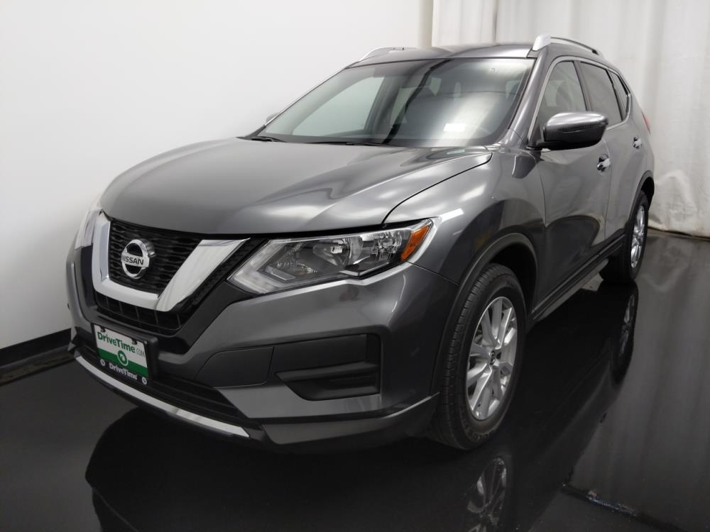 2017 Nissan Rogue SV - 1010157400