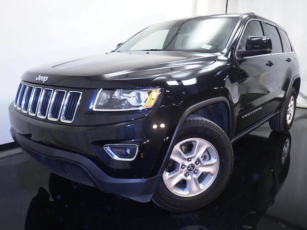 2015 Jeep Grand Cherokee Laredo - 1010157508