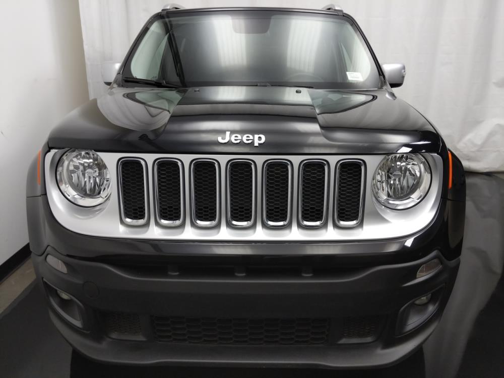 2015 Jeep Renegade Limited - 1010157719