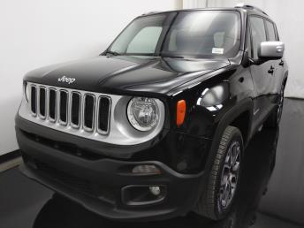 Used 2015 Jeep Renegade