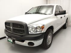 2007 Dodge Ram 2500 Quad Cab SLT 6.25 ft