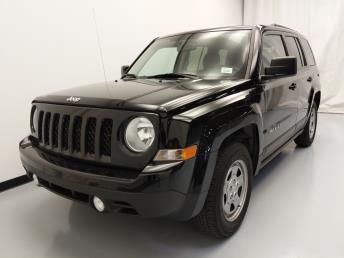 Used 2016 Jeep Patriot