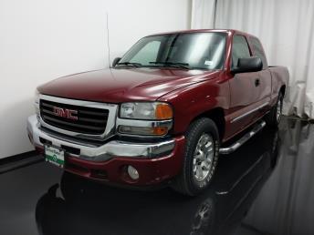 Used 2007 GMC Silverado 1500