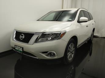 Used 2015 Nissan Pathfinder
