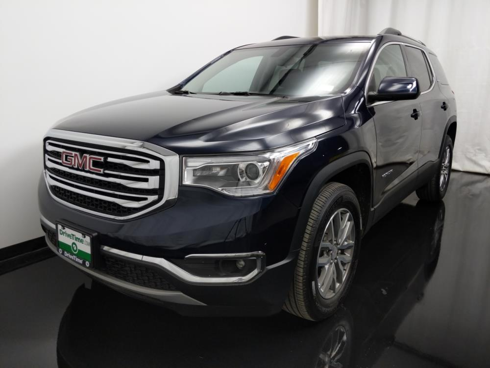2017 gmc acadia sle 2 for sale in los angeles 1010158103 drivetime. Black Bedroom Furniture Sets. Home Design Ideas
