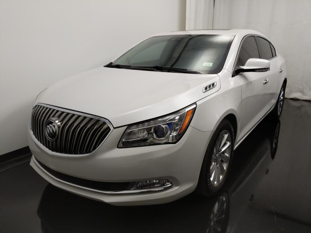2015 Buick LaCrosse Leather - 1010158171