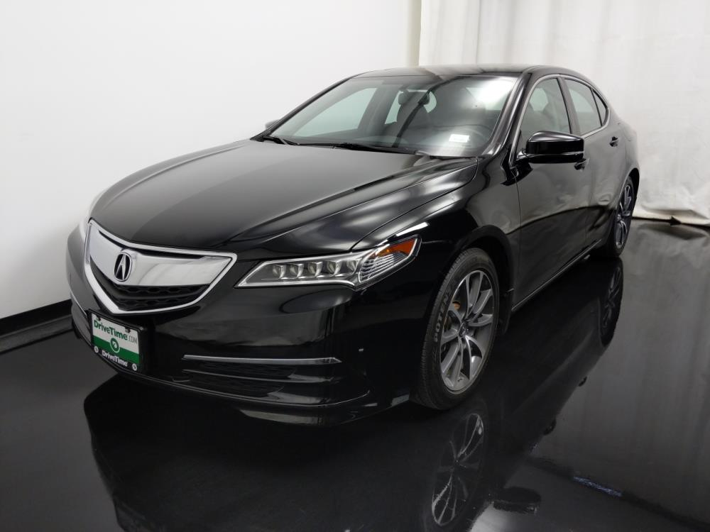 2015 acura tlx 3 5 for sale in los angeles 1010158328 drivetime. Black Bedroom Furniture Sets. Home Design Ideas