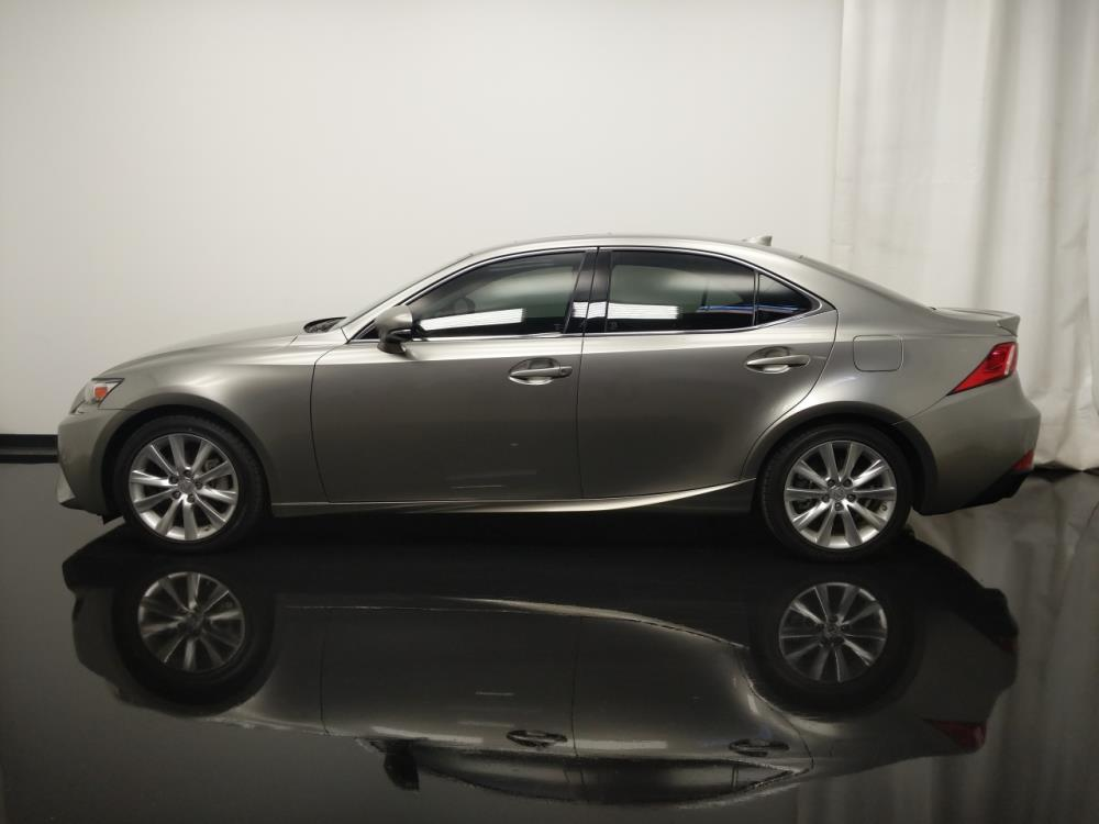 2015 Lexus IS 250  - 1010158485