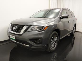 Used 2017 Nissan Pathfinder