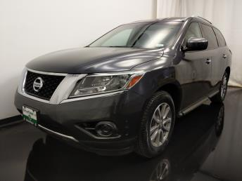 Used 2014 Nissan Pathfinder