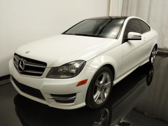 Used 2015 Mercedes-Benz C250