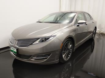 Used 2015 Lincoln MKZ