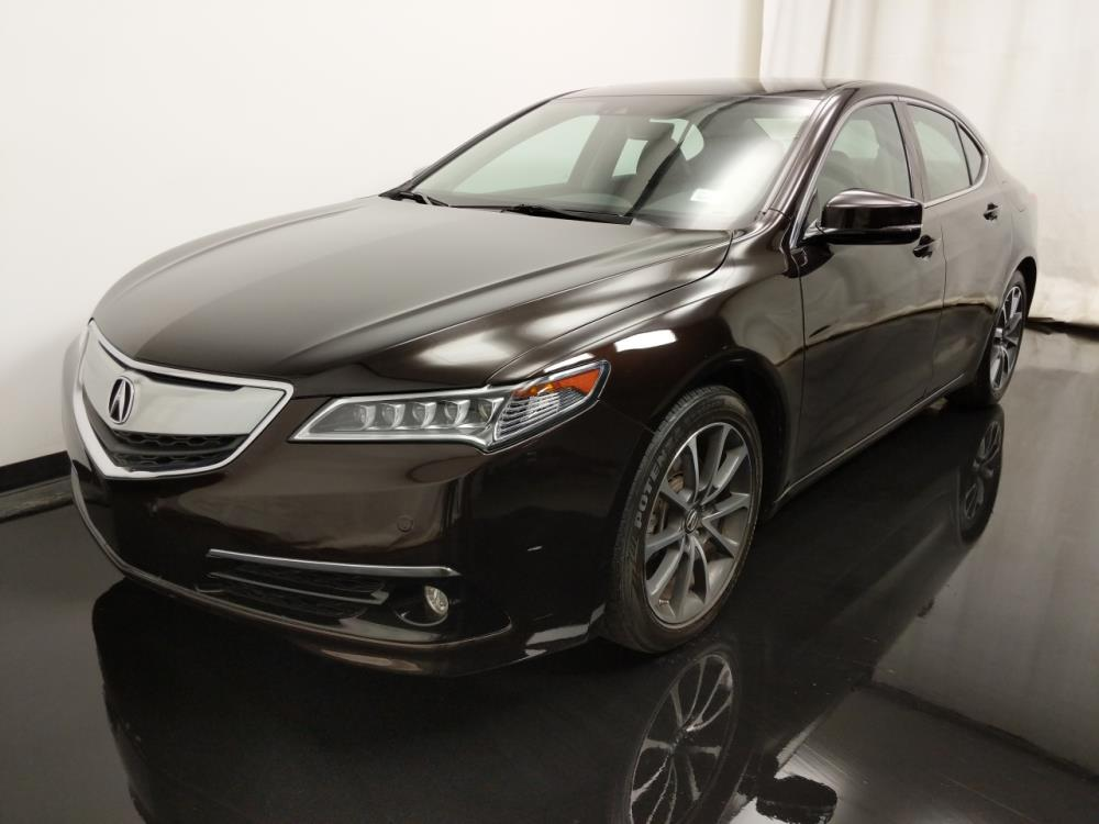 2015 acura tlx 3 5 for sale in los angeles 1010158741 drivetime