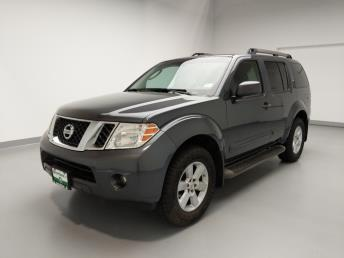 Used 2012 Nissan Pathfinder