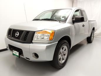 Used 2011 Nissan Titan