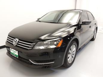 Used 2012 Volkswagen Passat
