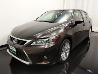 Used 2016 Lexus CT 200h
