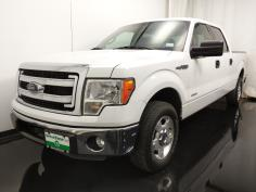2013 Ford F-150 SuperCrew Cab XLT 6.5 ft