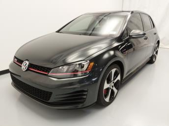 Used 2015 Volkswagen Golf GTI
