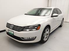 2012 Volkswagen Passat V6 SEL Premium