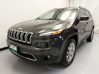 2016 Jeep Cherokee Limited - 1010159492