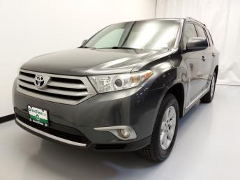 Used 2013 Toyota Highlander