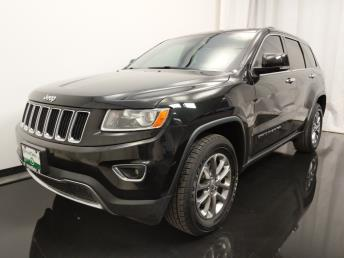2014 Jeep Grand Cherokee Limited - 1010159654