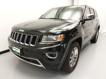 2015 Jeep Grand Cherokee Limited - 1010159714