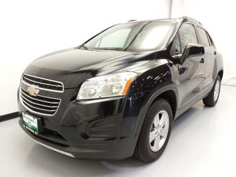 Used 2015 Chevrolet Trax