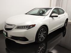 2015 Acura TLX 2.4