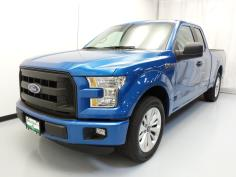 2016 Ford F-150 Super Cab XL 8 ft